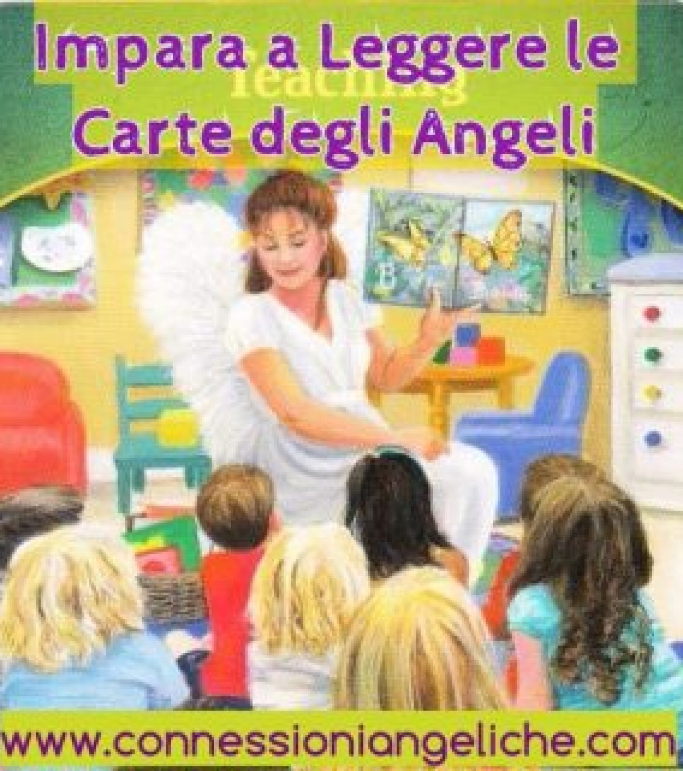 IMPARA A LEGGERE LE CARTE DEGLI ANGELI: Coaching One to One su skype.