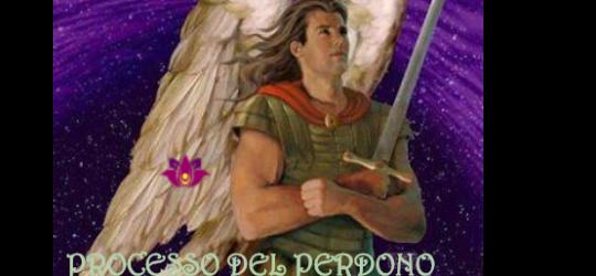 PROCESSO DEL PERDONO CON L' ARCANGELO MICHELE