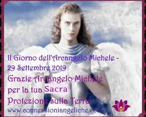 Arcangelo Michele 29 Settembre 2020