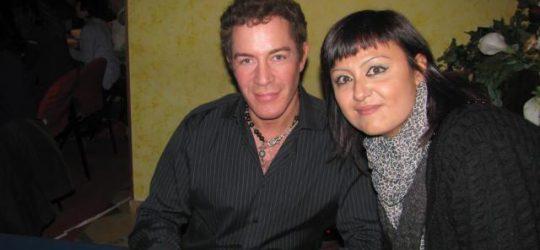 Eric Pearl e Rossella Pani.