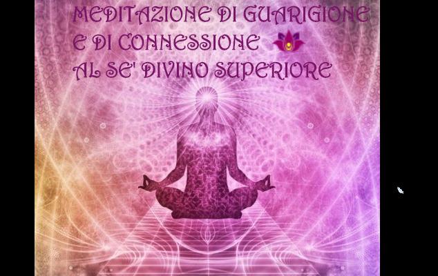 MEDITAZIONE DI GUARIGIONE CON L'ARCANGELO MICHELE E CONNESSIONE AL SE' DIVINO SUPERIORE