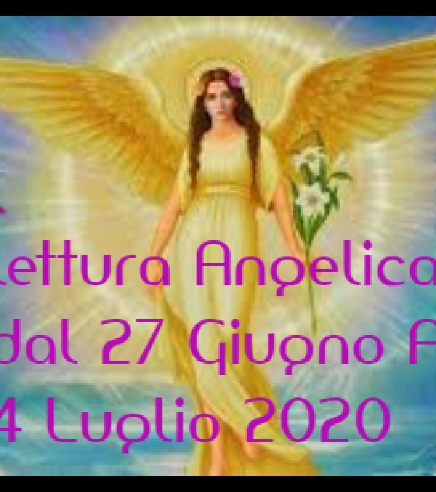 ROSSELLA PANI: LETTURA ANGELICA SETTIMANALE CON LE CARTE E COME CONNESSIONE DIRETTA CON L'ARCANGELO MICHELE DAl 27 GIUGNO AL 4 LUGLIO 2020.