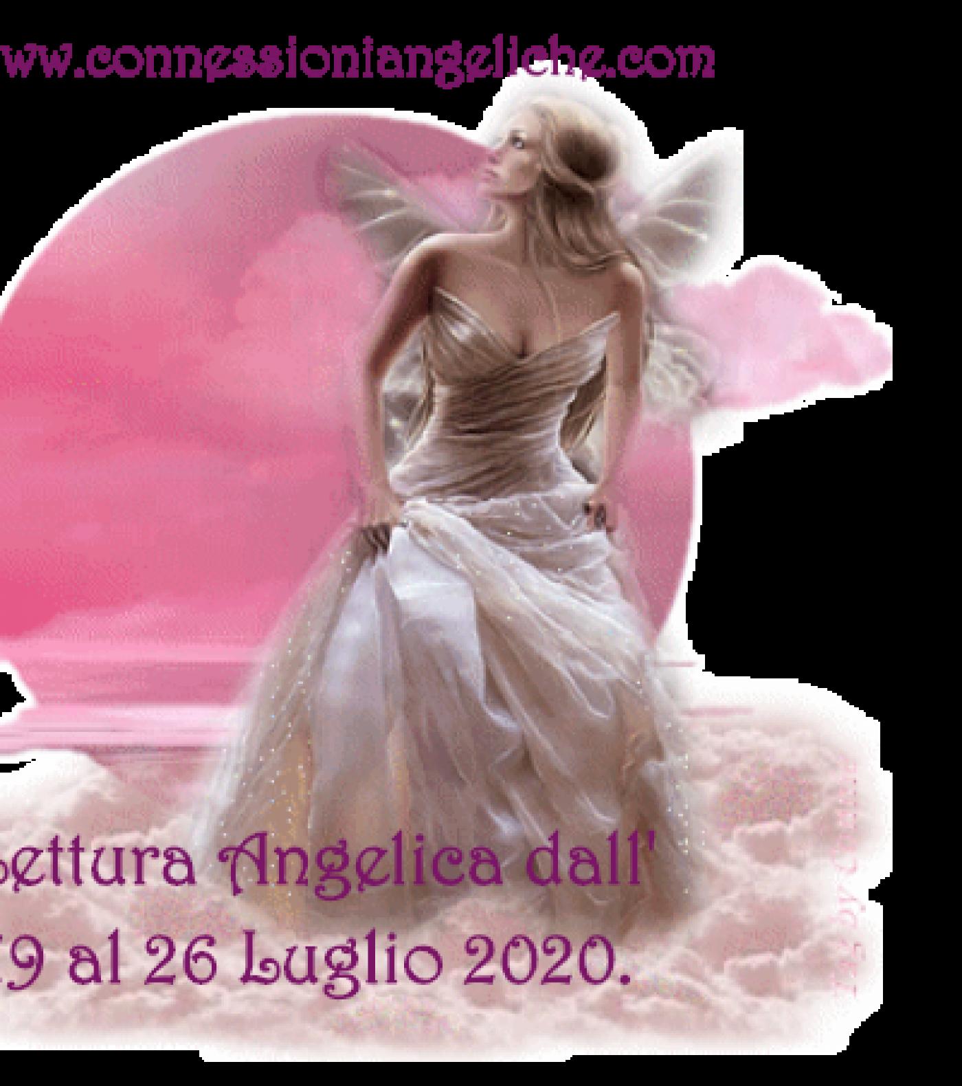 LETTURA ANGELICA CON L' ARCANGELO MICHELE DAL 19 AL 26 LUGLIO 2020 – NUOVA CONSAPEVOLEZZA!